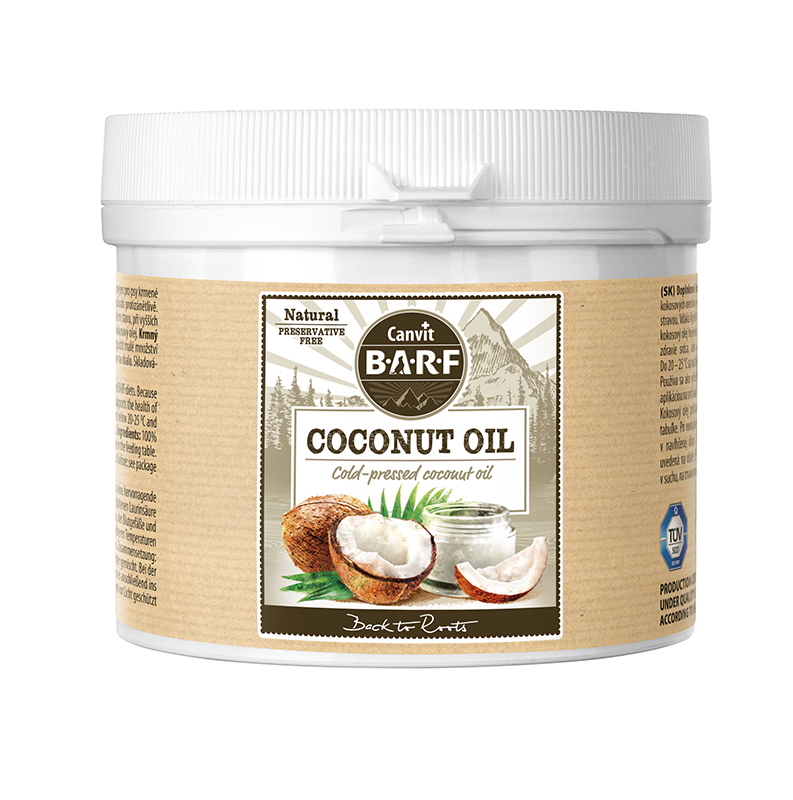 Canvit BARF Coconut Oil